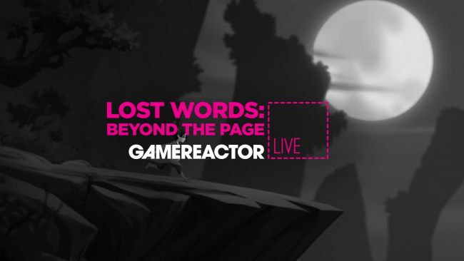 Heute bei GR Live: Lost Words - Beyond the Page