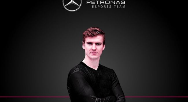 Mercedes-AMG Petronas Esports reveals its drivers for the 2021 F1 Esports Pro Series