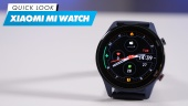 Xiaomi Mi Watch: Quick Look