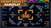 Knight Squad 2 - Gameplay